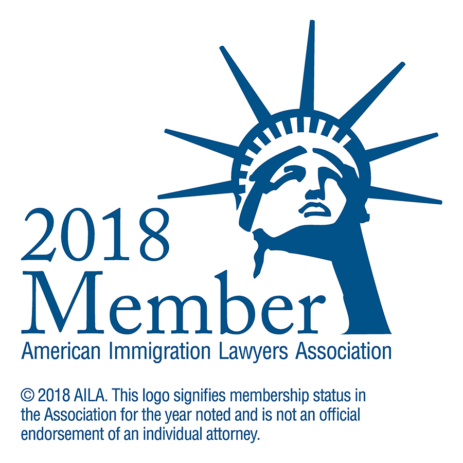 AILA Member Logo 2018 - American Immigration Lawyers Association