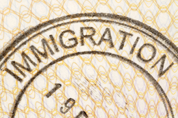 Immigration Badge
