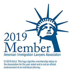 American Immigration Lawyers Association (AILA) Logo 2019